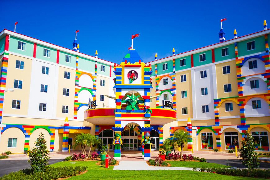 NewsPlusNotes: Legoland Hotel Now Open For Business at Legoland Florida