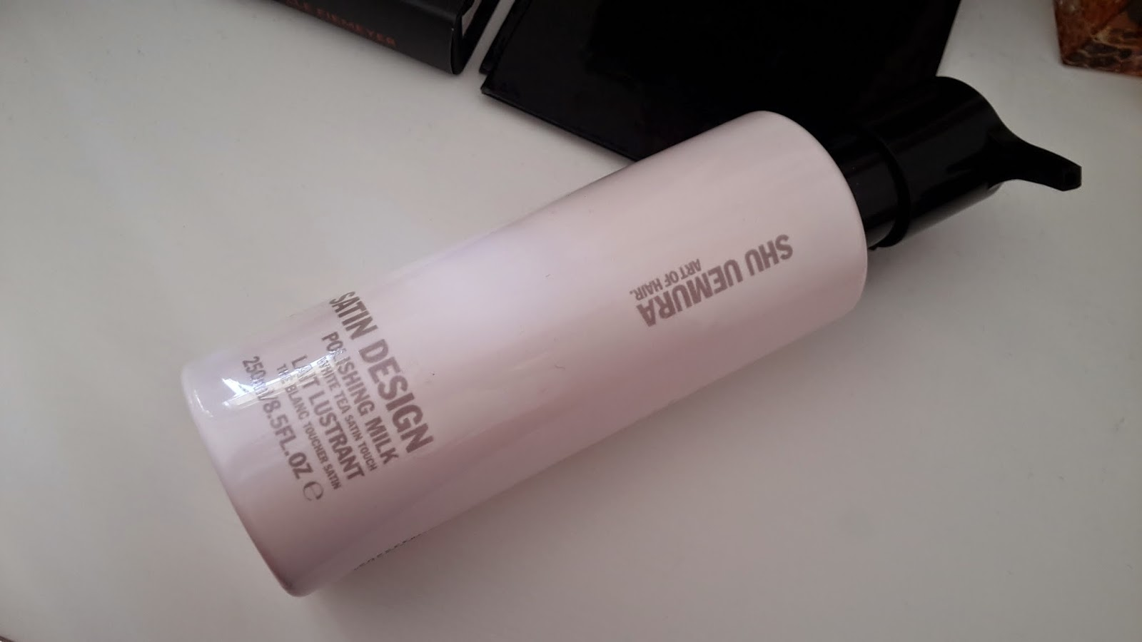 prodotti beauty skin care creme viso top 2014, shu uemura art of hair satin design polishing milk