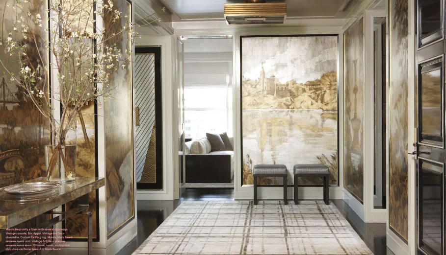 splendid sass victoria hagan design overlooking central park. Black Bedroom Furniture Sets. Home Design Ideas