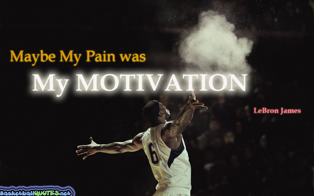 LeBron James Basketball Quotes