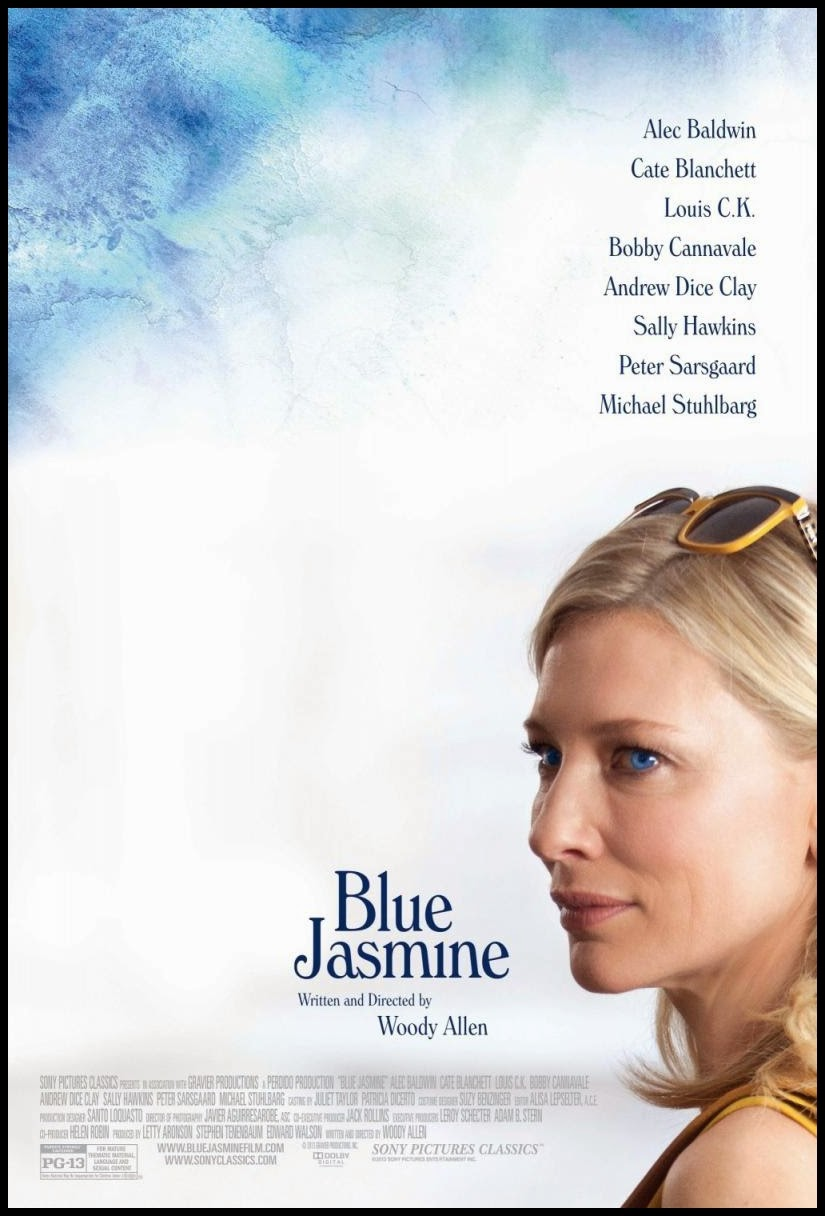 Blue, Jasmine, Woody, Allen