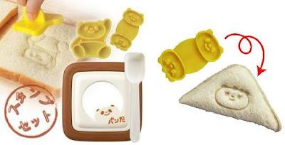 Creative Sandwich Cutters and Unusual Sandwich Marker Design (15) 15