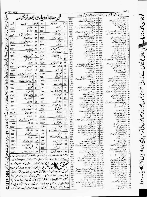 ubqari june 2014 page 1