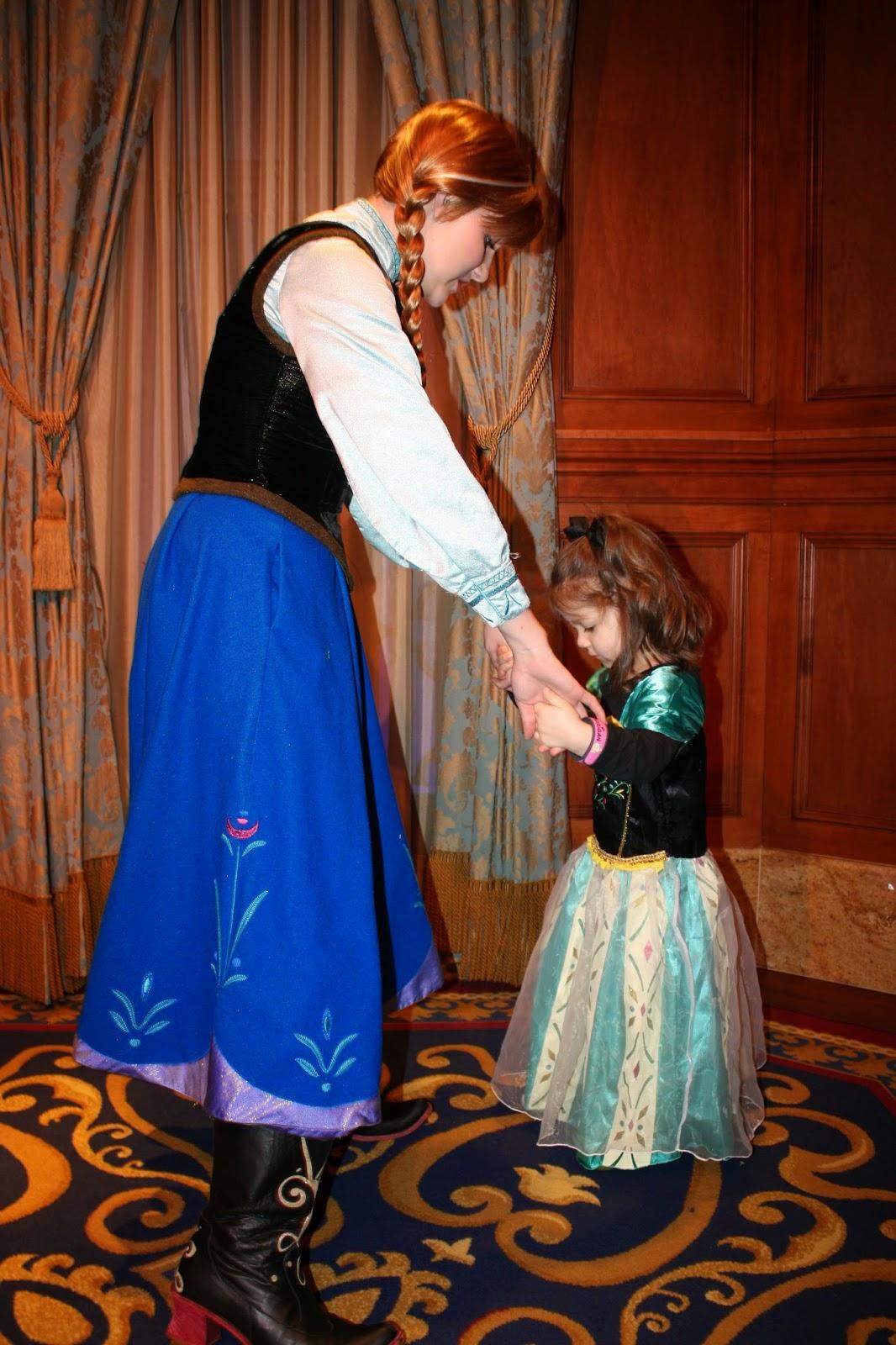 A Little Monkey Business Disney Day 2 Magic Kingdom