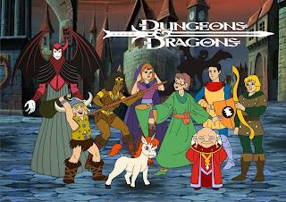 assistir Caverna do Dragão online