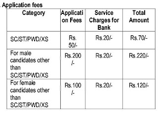 Application Fees For National Insurance Recruitment 2013