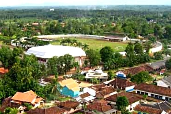 Stadion Sukung Kotabumi Lampung Utara