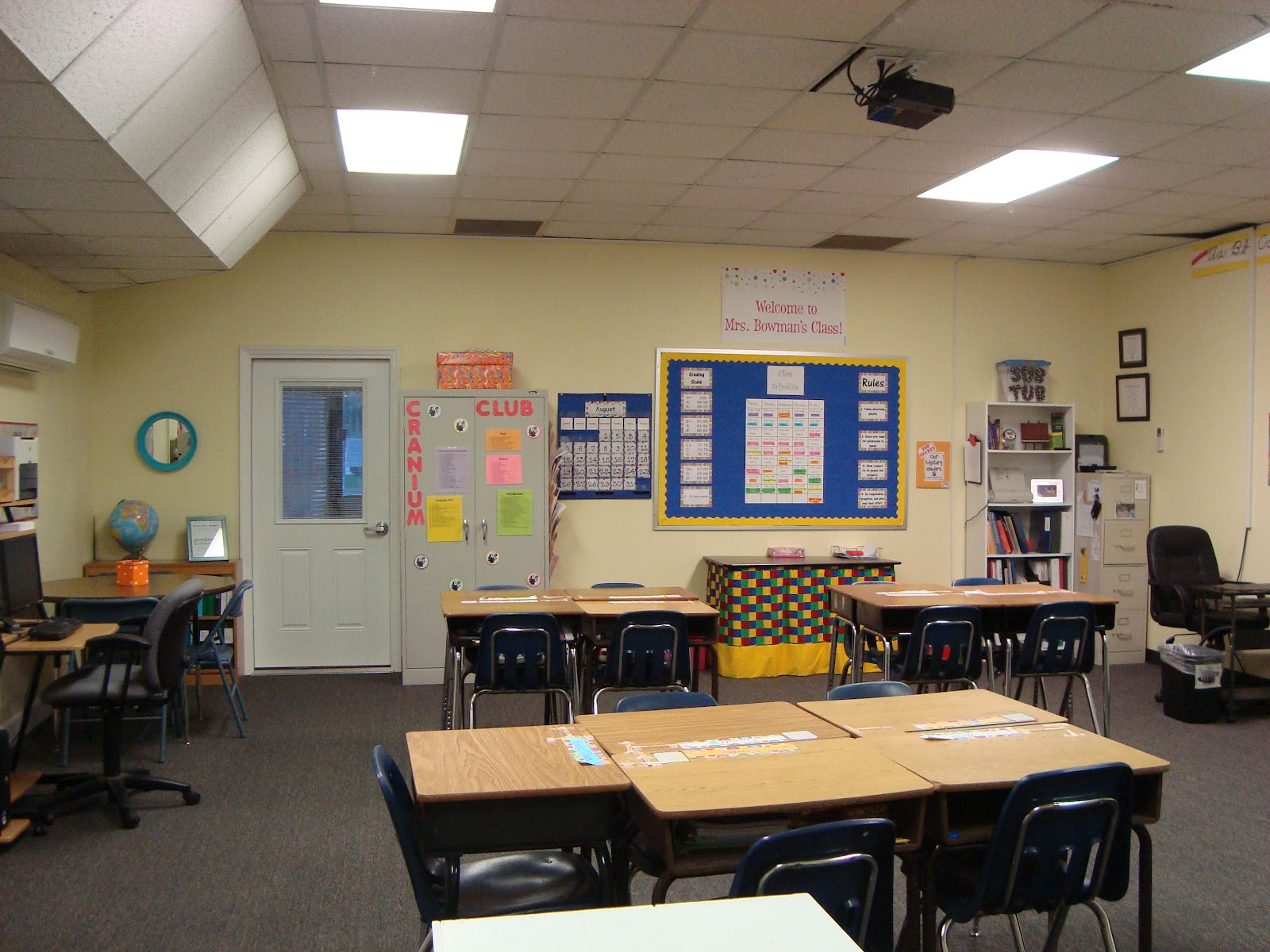 5th And Fabulous Classroom Tour A Pinterest Inspired