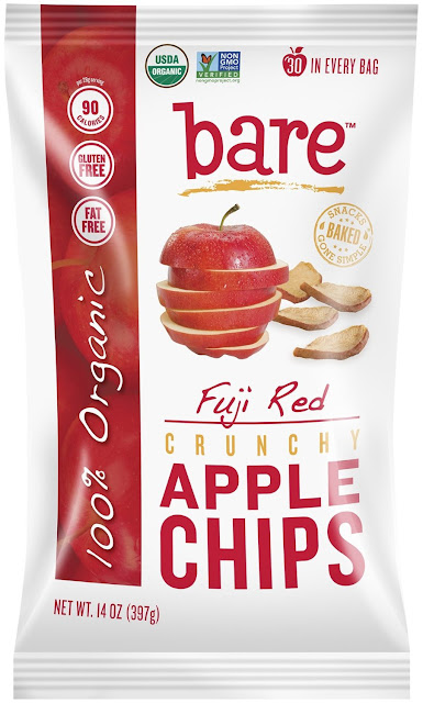 Bare Organic Fuji Apple Chips