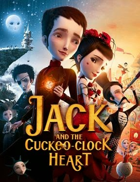 Jack and the Cuckoo-Clock Heart cover