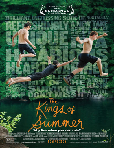 Ver The Kings of Summer (2013) Online