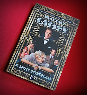 """Francis Scott Fitzgerald """"Wielki Gatsby"""""""