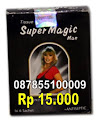 Tisu super magic