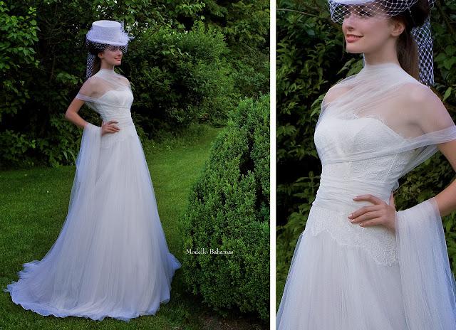 Vestidos de Novia | Colección Giardini Paghera 2014