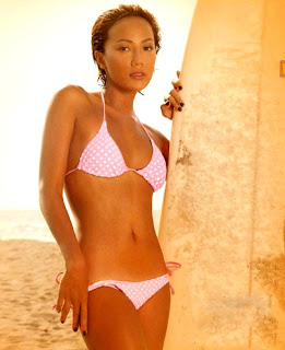 barbi cruz, beautiful, exotic, exotic pinay beauties, filipina, hot, pinay, pretty, sexy, swimsuit