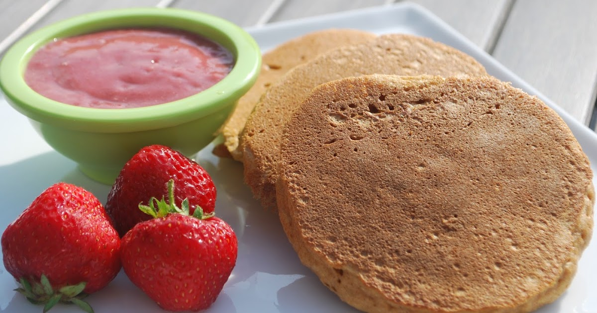 Clean freak clean applesauce pancakes for What can you make with unsweetened applesauce
