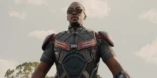 appearance of Anthony Mackie as The Falcon in Ant-Man