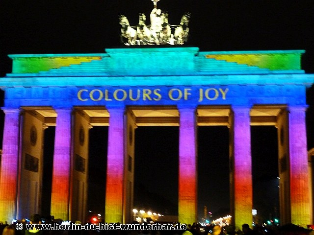 fetival of lights, berlin, illumination, 2014, Brandenburger tor, potsdamer platz, beleuchtet, lichterglanz, berlin leuchtet, Branderburger Tor, Potsdamerplatz