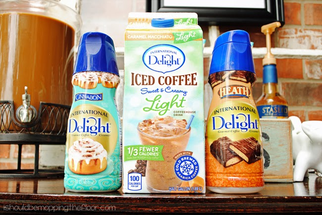 how to make perfect instant ice coffee