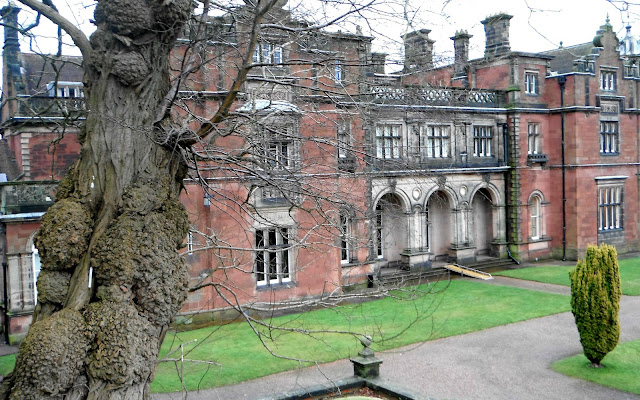 Sneyd Hall (rear view)