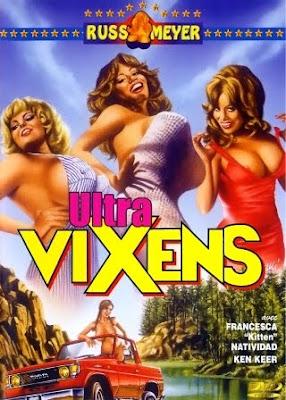 Más allá del valle de las Utra-Vixens (Russ Meyer)( 1976)