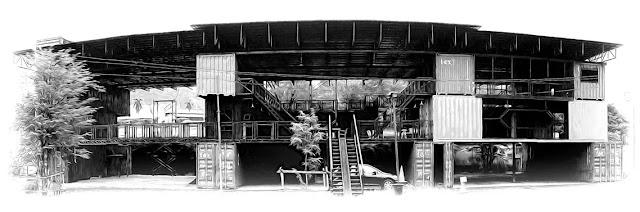 Cafe The garage kL
