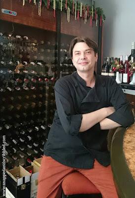 Robert Spakowski Is The Chef Behind Tapella's Success