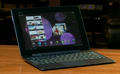 ASUS Eee Pad Transformer Prime - with Android 4.0 [Video]