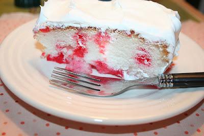 Easy Jello Cake Recipes