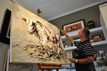 Artists Studio & Gallery - Hermanus