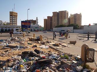 REBELDES REJEITAM MISSÃO MILITAR DA ONU NA LÍBIA