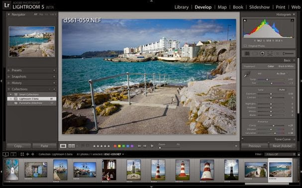 Adobe Lightroom 2.7