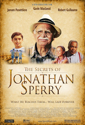 Jonathan Sperry titkai - The Secrets of Jonathan Sperry