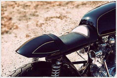 Yamaha XS650 Cafe Racer, Motor Klasik Karya Kott Motorcycles