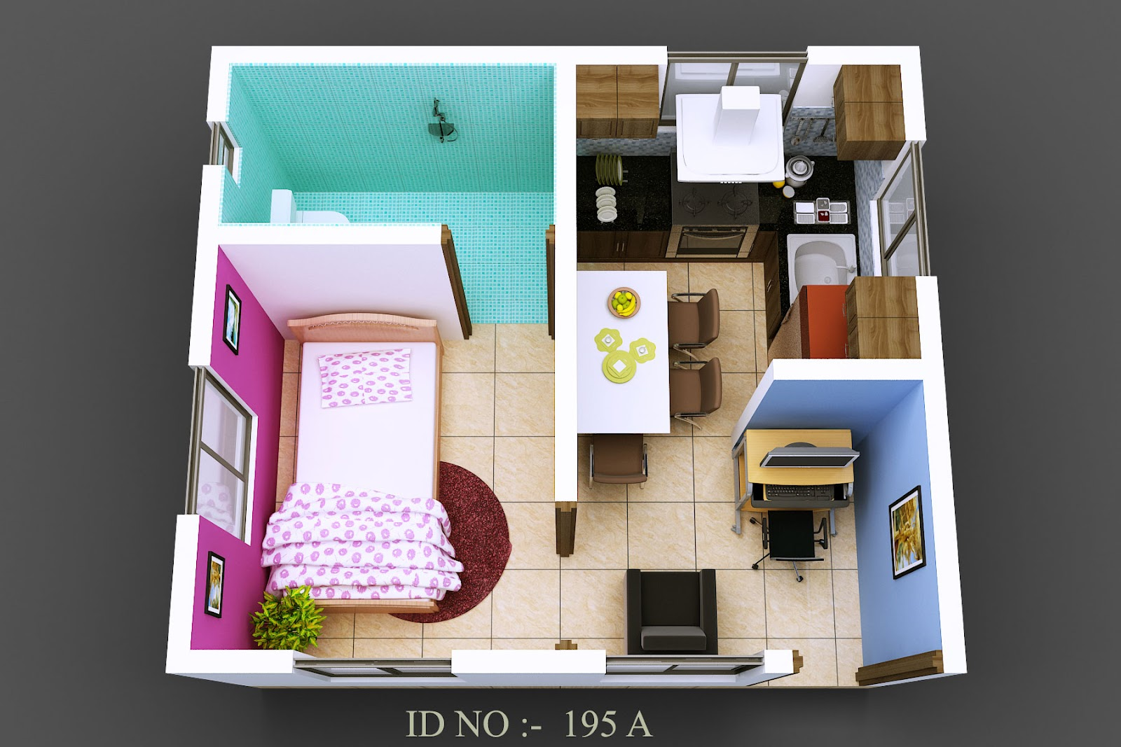 Cost efficient plans layouts interiors blog for Interior planner