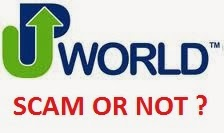 upworld marketing corporation scam