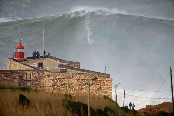 ola gigantesca