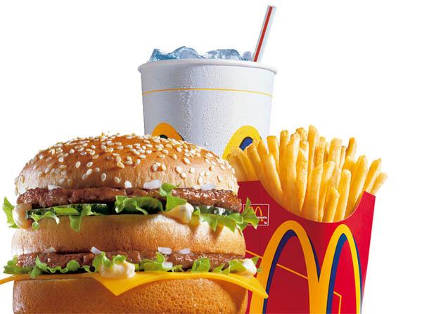 McDonald's stuff
