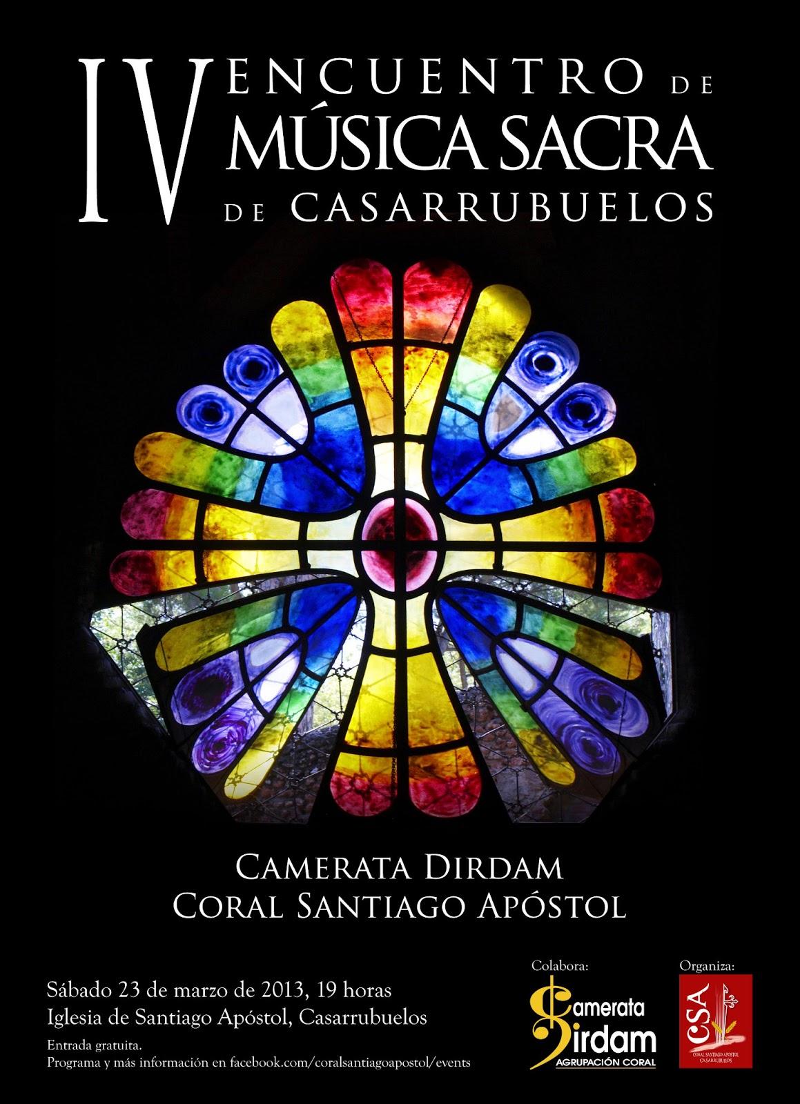 federacion coral de madrid: