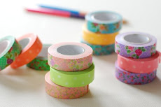 I love Washi Tapes! by Kokoro! ♥