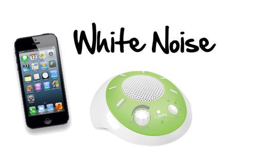 newborn white noise machine