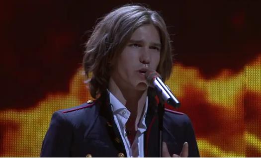 Amaury Vassili classement Eurovision