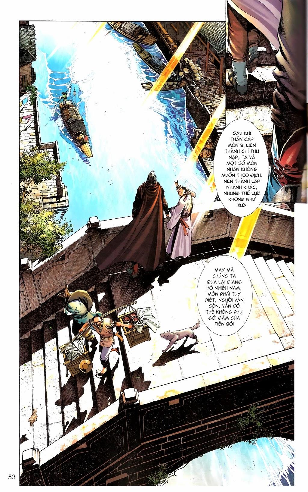 Phong Vân chap 664 Trang 53 - Mangak.info