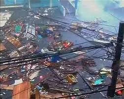 Di Mana Datangnya Nama Taufan Haiyan?