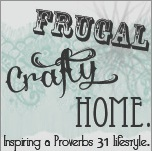 Frugal Craft Home Blog Hop | SneakySpoons