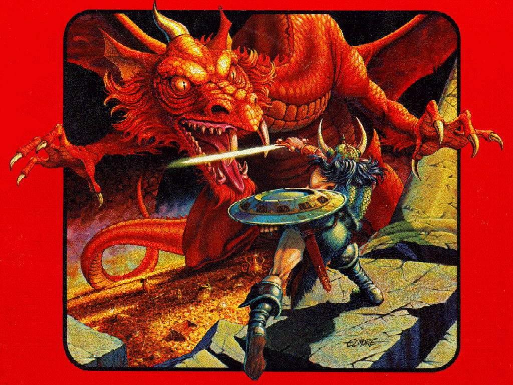 Победить в себе дракона просмотров: 110 комментариев: 0