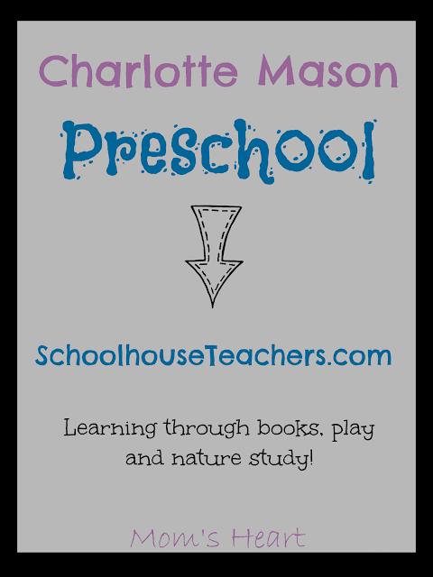 Charlotte Mason Preschool