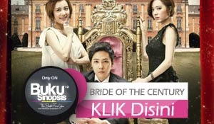 "DRAMA KOREA TERBARU 2014 ""BRIDE OF THE CENTURY"""