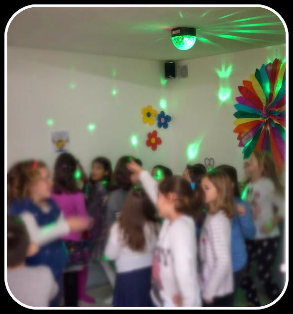 Disco baile en Camarote Bubbles