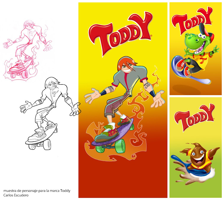 Muestra de personaje para Toddy